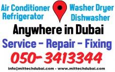 Ac Fridge Washer Dryer , Dishwasher Service Repair Center All Brands
