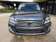BUY USED LEXUS LX 570 GCC SPECS