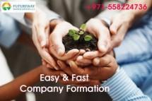 Easy & Fast Company Formation in Dubai
