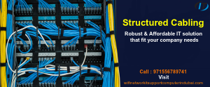 small/mid-sized businesses with all their cable and wiring  services in dubai.