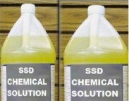 S.S.D Chemical solution  for cleaning black notes Call +971523352582