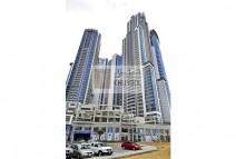 Spacious 1 Bed+Study, For Sale in Executive Towers