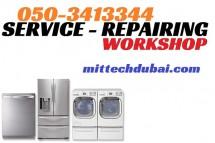 Dishwasher , Washing Machine , Dryer , Fridge Service Repair Maintenance