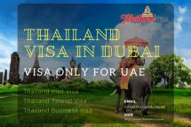 Thailand Visa in Dubai