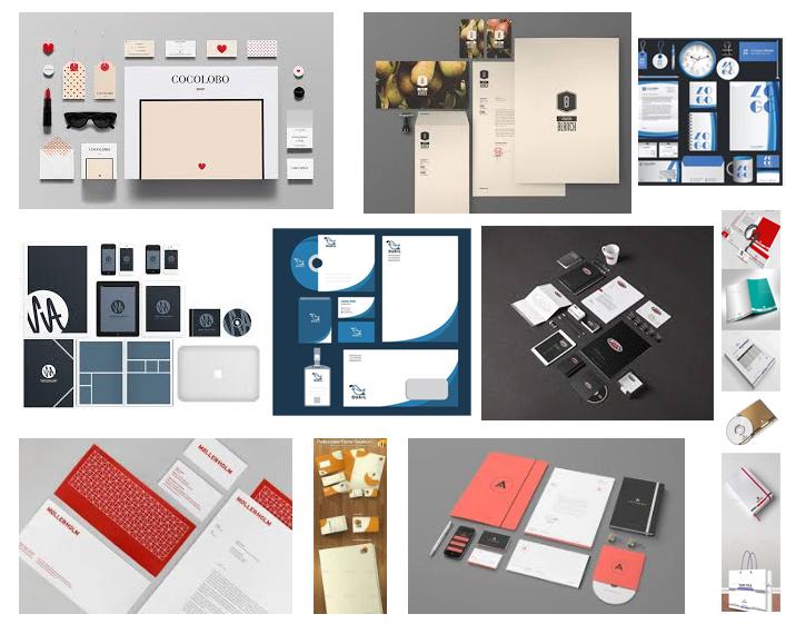 Desco corporate identity kit printing in dubai design print in desco corporate identity kit printing in dubai reheart Gallery