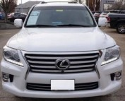 LEXUS LX 570 2015 WITH AFFORDABLE COST