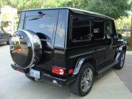WTS 2014 Mercedes-Benz G63 AMG Very Clean
