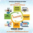 Simple Invoicing Software VAT Reports