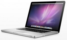 apple macbook core 2 duo 2.4 ghz 13.3 black For Sell