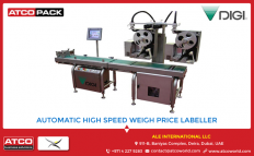 Automatic High Speed Weigh Price Labeller