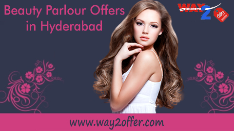 Beauty Parlour Offers In Hyderabad | Way2offer