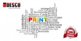 Best 24 hours printing Services in Dubai