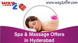 Spa and Massage Offers in Hyderabad