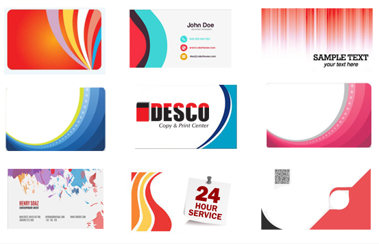 Business cards printing in dubai and abudhabi design print in business cards printing in dubai and abudhabi reheart Gallery