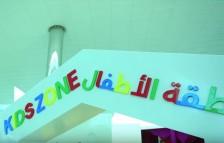 Dubai International Airport Area For Kids