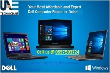 Connect us at 0557503724 for Dell Repair Services in Dubai