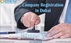 Dubai Company Registration Cost