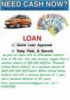 DO YOU NEED FINANCIAL HELP?