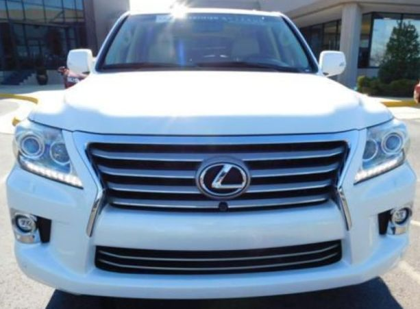 MY LEXUS LX 570 2014, ACCIDENT FREE