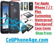 Swimming Waterproof Case Cover for Apple iPhone 7 Plus