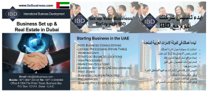 Start/Expand Your Business here in Dubai (TAX-FREE) With Bank Account