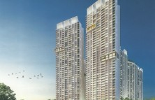 1,2,3 BHK Apartments in Kalpataru Immensa