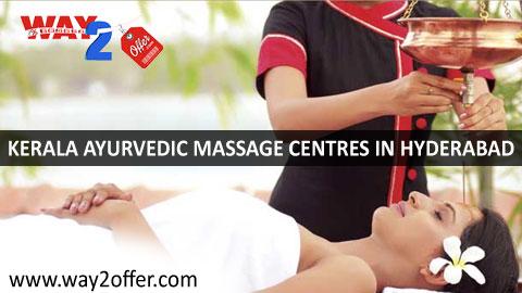 Kerala Ayurvedic Massage Centers In Hyderabad