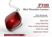 Mini GPS Locator PT09 – Stylish wearable mini GPS Tracker or Locator