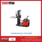 Best Quality Power Reach Stackers