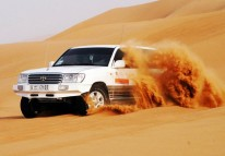 desert safari deal