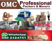 AL AIN HOUSE MOVERS PACKERS SHIFTERS AL AIN 050 2124741