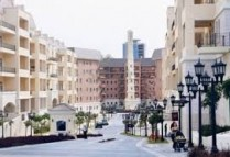 Furnished Studio W/B Apartments For Sale,  In Motor City,Regent House