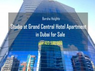 Hotel Studio-Apartment with reasonable price in The Grand Central