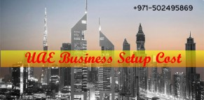 UAE Business Setup Cost