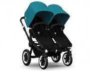 Bugabooo donkey classic plus twins strollers - Navy