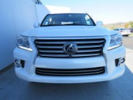CHEAP 2014 LEXUS LX 570 WHITE