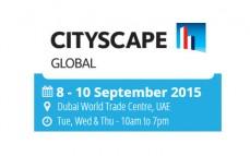 Cityscape Global 2015 WTC Dubai