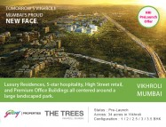 Godrej announces new project The Trees in Vikhroli, Mumbai