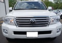LAND CRUISER 2013 GXR FREE OF ACCIDENT
