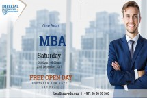 Upcoming Free Open-Days Abu Dhabi