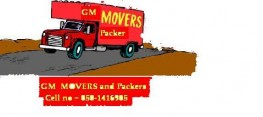 GM Movers and Packers 001416905 Malik