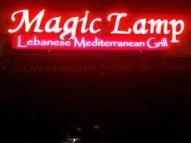 Magic Lamp Lebanese Mediterranean Grill