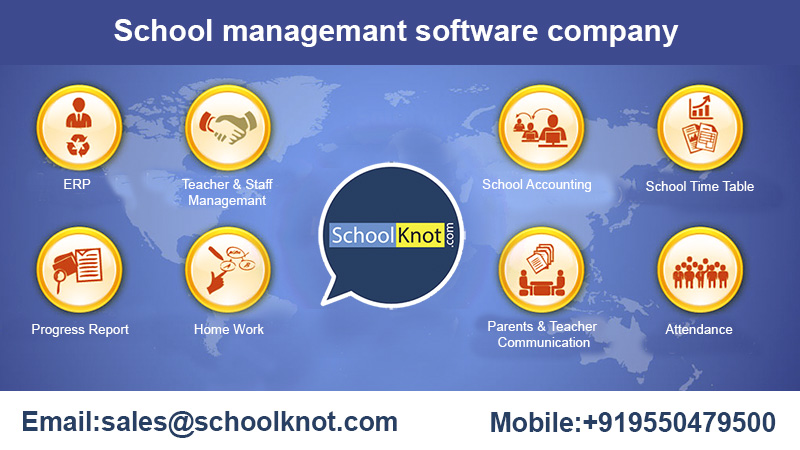 Schoolknot: School Management Software | School ERP Software