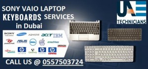 Call @ 0557503724 For Sony Laptop Keyboard Services in Dubai