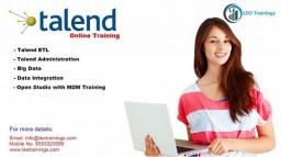 Online Talend Openstudio Training